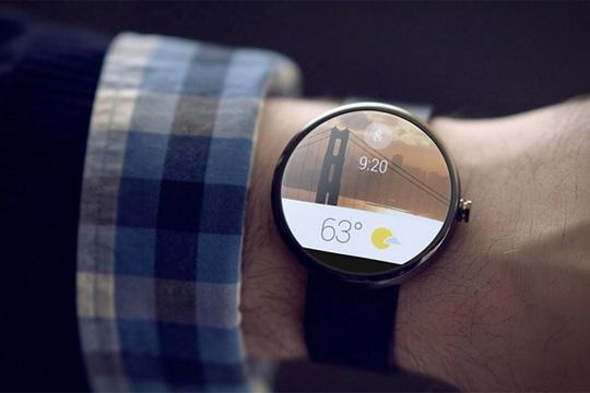 El reloj inteligente de Google