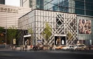 La nueva boutique de Burberry en Shanghai
