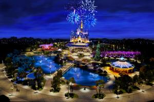 Disneyland Shanghai tendrá un exclusivo vecino