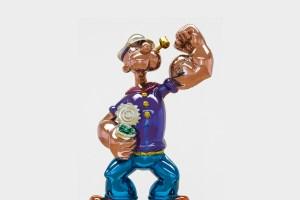 Steve Wynn compró el Popeye de Jeff Koons