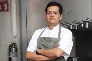 Te presentamos al chef Jorge Vallejo