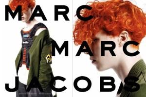 La campaña de Marc by Marc Jacobs tomada de instagram