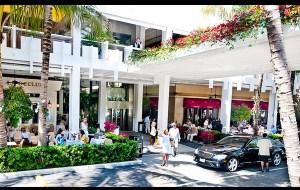 El centro comercial, más exclusivo del mundo