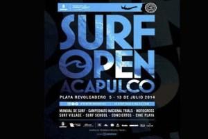 Vive el Surf Open Acapulco