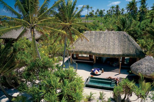 El paraíso de Marlon Brando en la Polinesia Francesa
