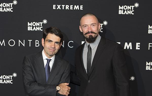 Montblanc presentó su nueva colección Extreme