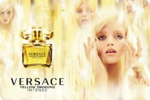 El intenso diamante de Versace