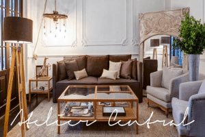 Atelier Central nos enseña cómo decorar la casa