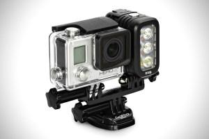 Se hizo la luz… para la GoPro