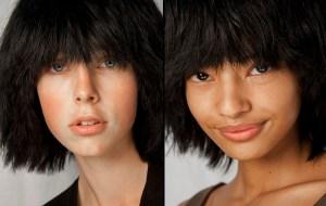El 'no make-up look' más real de todos