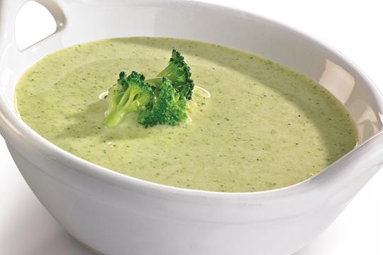 Prepara la mejor crema de brócoli en 30 minutos