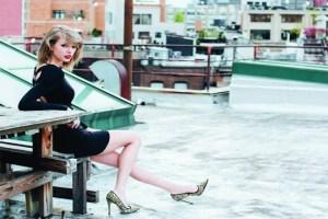 Taylor Swift presenta sus Incredible Things