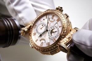 El reloj de aniversario de Patek Philippe