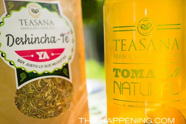 Monday's Tea: Teasana, toma lo natural