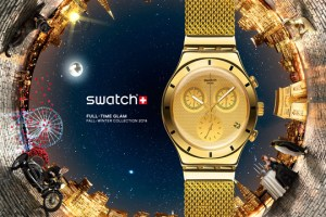 Swatch: Let it shine