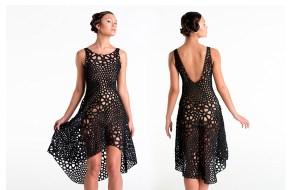 El MoMa adquiere su primer vestido impreso en 4D