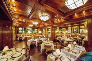 Adéntrate al primer restaurante de Ralph Lauren en Nueva York