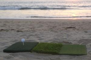 Range to Go, el campo de golf portátil