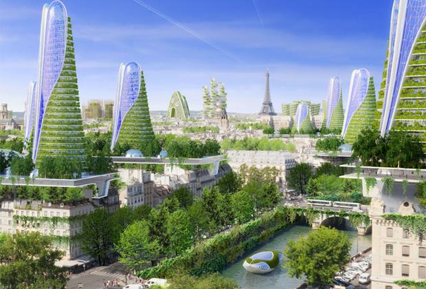 El París del futuro