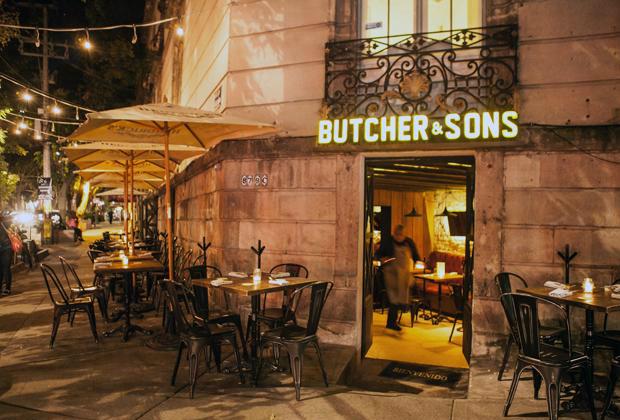 Los 10 restaurantes más acogedores de la Roma - Butcher-and-Sons