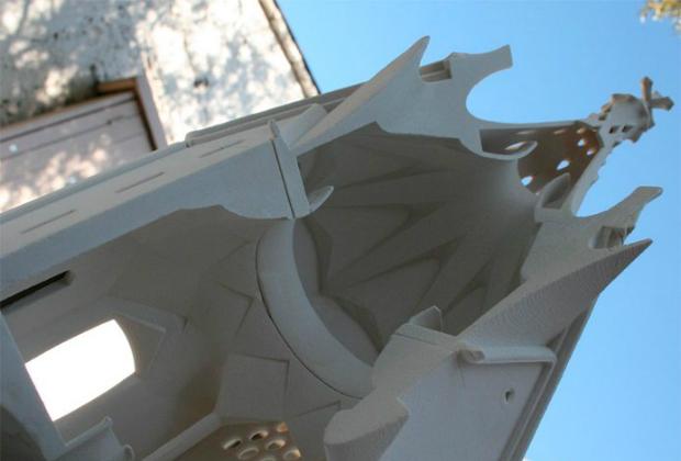 El primer edificio de Gaudi fuera de España