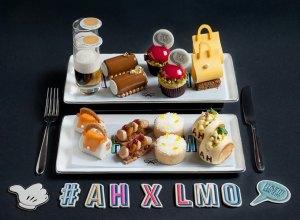 Monday's Tea: El nuevo afternoon tea del Landmark Mandarin Oriental de Hong Kong