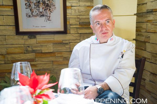 Platicamos con Luis del Sordo, chef ejecutivo de The Palm, - unnamed