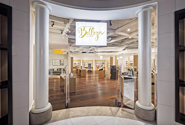 El Palacio de Hierro estrena boutique de belleza