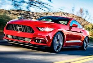 Giddy Up: La nueva generación de Mustang