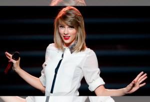 Taylor Swift a favor de la educación