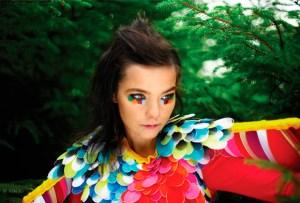 Björk en el MoMA