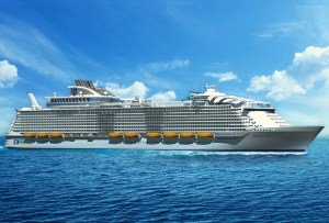 Harmony of the Seas: El próximo crucero más grande del mundo
