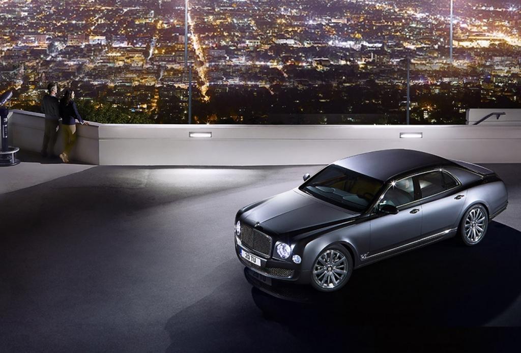 10 automóviles que todo hombre desea - Bentley-Mulsanne
