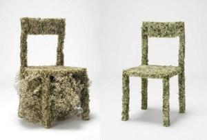 Los muebles vivientes de Asif Khan
