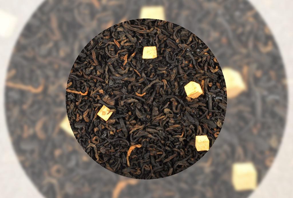 Monday's Tea: Té sabor ¡a café!