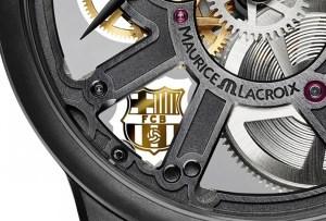 Maurice Lacroix patrocina al FC Barcelona