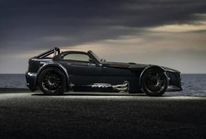 Donkervoort presenta el D8 GTO Bare Naked Carbon Edition