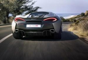 McLaren presenta el nuevo 570S Coupé