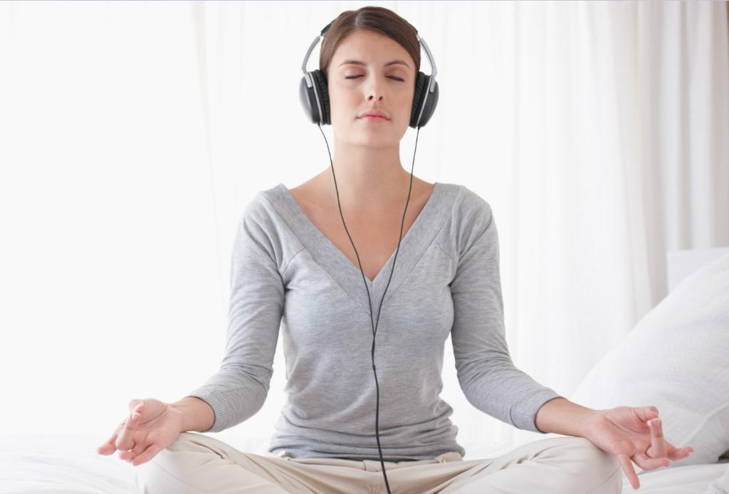 La playlist que necesitas para hacer yoga