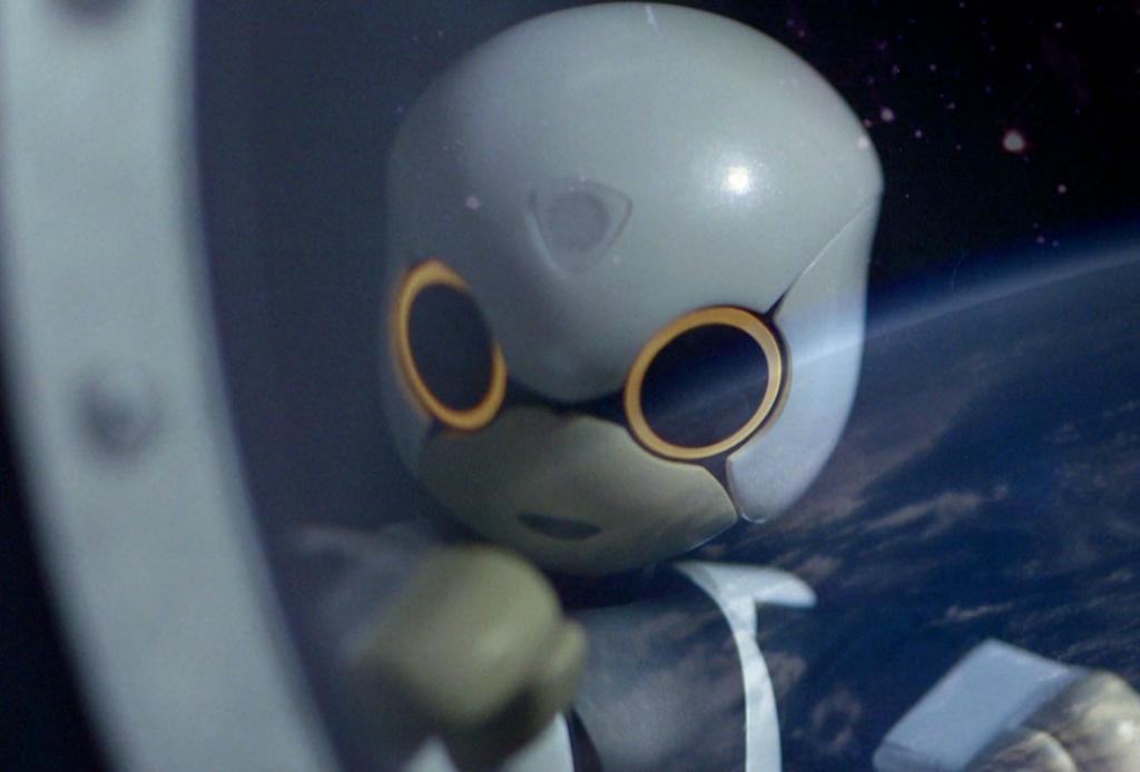 Los robots que fueron al espacio y regresaron