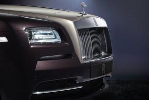 Wraith, el nuevo auto de Rolls-Royce