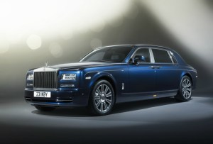 La edición limitada del Rolls-Royce Phantom Limelight Collection