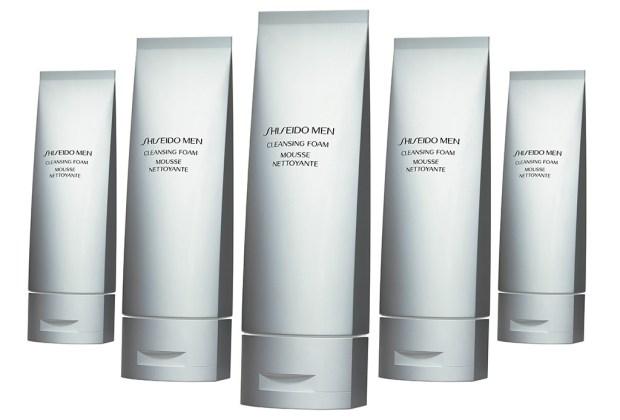 Grooming perfecto con Shiseido - Shiseido-Cleasing-Foam-1024x694