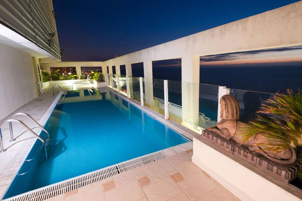 Te decimos cuáles son los mejores departamentos de Airbnb en Cuba - atlanti-penthouse-1