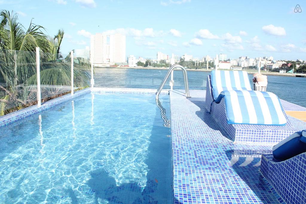 Te decimos cuáles son los mejores departamentos de Airbnb en Cuba - luxury-rivera-1