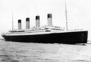 No te imaginas lo que alguien pagó por una silla del Titanic