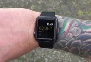 ¿Tienes tatuajes? Tu Apple Watch no va a servir