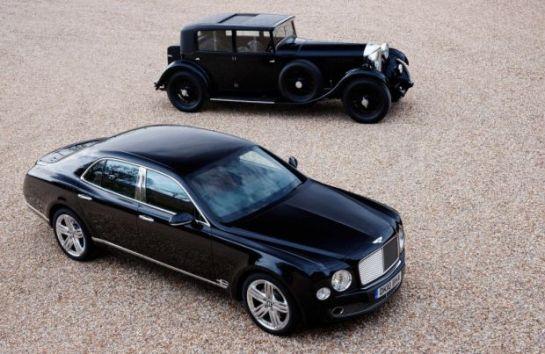 Old Vs New: ¿Qué prefieres? - Bentley