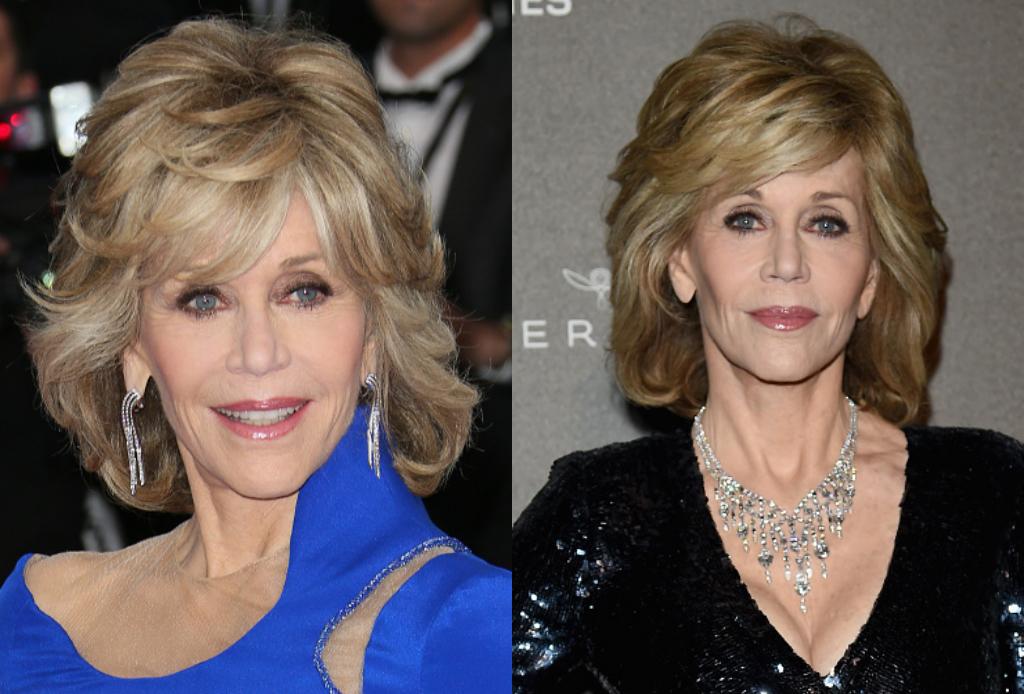 ¿Quién usó qué en Cannes? - Jane-Fonda-Cannes-2015