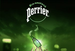 Weekend's Must: #LeWeekend by Perrier